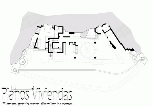 Casa de playa verónica por arquitecto Longhi en Perú (1)