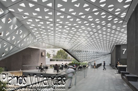 Cineteca Nacional siglo 21 por Rojkind Arquitectos en México (2)