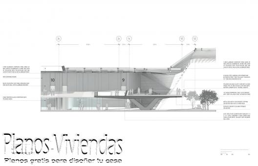 Cineteca Nacional siglo 21 por Rojkind Arquitectos en México (3)
