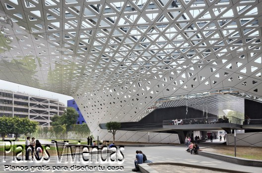 Cineteca Nacional siglo 21 por Rojkind Arquitectos en México (5)