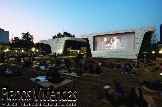 Cineteca Nacional siglo 21 por Rojkind Arquitectos en México (6)