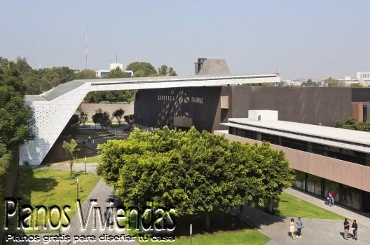 Cineteca Nacional siglo 21 por Rojkind Arquitectos en México (4)