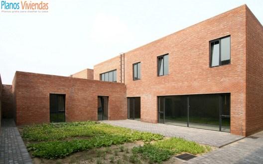 Estudios de Artistas por arquitectos Knowspace en Songzhuan, China (1)