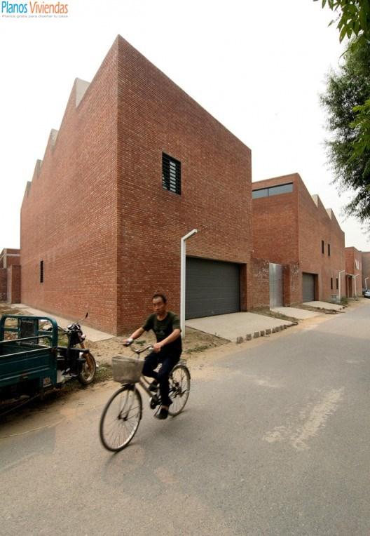 Estudios de Artistas por arquitectos Knowspace en Songzhuan, China (3)