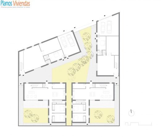 Estudios de Artistas por arquitectos Knowspace en Songzhuan, China (4)