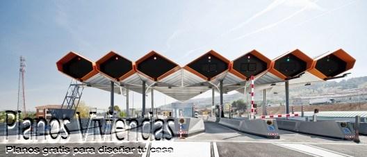 Modelos de estaciones de Peaje modernas españolas (2)