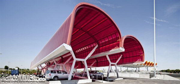 Modelos de estaciones de Peaje modernas españolas (4)