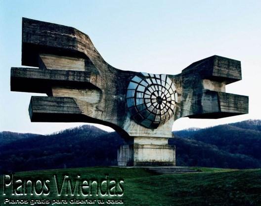 Monumentos conmemorativos de la Ex Yugoslavia (1)