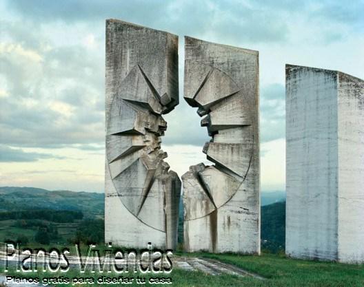 Monumentos conmemorativos de la Ex Yugoslavia (3)