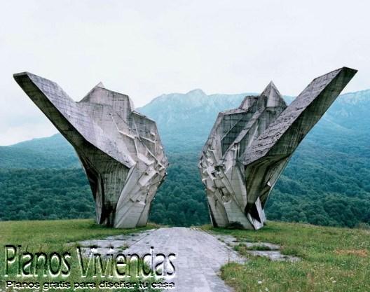 Monumentos conmemorativos de la Ex Yugoslavia (5)