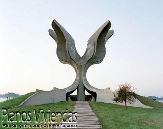 Monumentos conmemorativos de la Ex Yugoslavia (6)