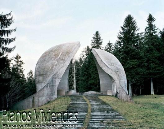Monumentos conmemorativos de la Ex Yugoslavia (8)