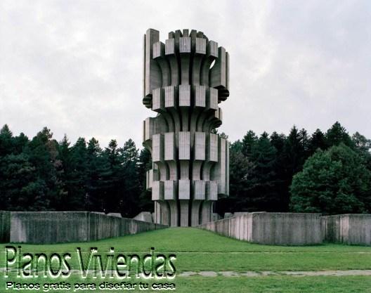 Monumentos conmemorativos de la Ex Yugoslavia (9)