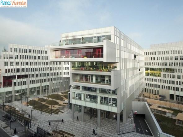 SFR -  Edificio de estaciones de trabajo un verdadero campus digital (10)