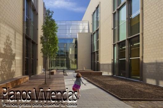 UC Lab School por FGM Arquitectos en Illinois (2)