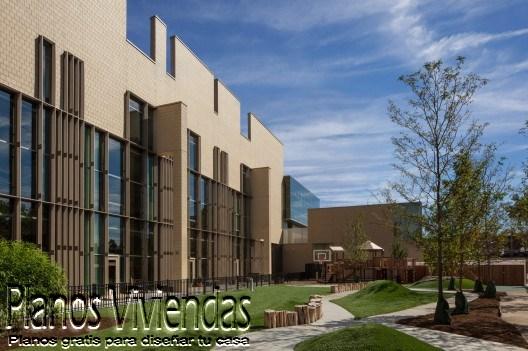 UC Lab School por FGM Arquitectos en Illinois (3)
