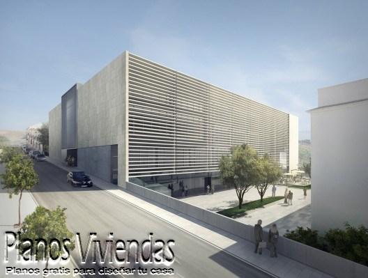 UNIA Arquitectos - Ganador en el Concurso para la construcción del futuro Centro de Recursos, Aprendizaje e Investigación en el Medio Rural (CREAR) (10)