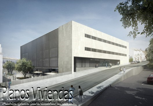 UNIA Arquitectos - Ganador en el Concurso para la construcción del futuro Centro de Recursos, Aprendizaje e Investigación en el Medio Rural (CREAR) (6)
