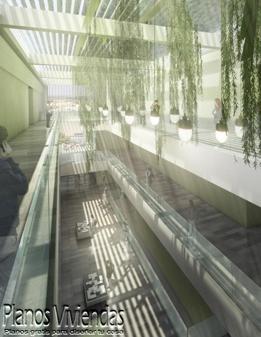 UNIA Arquitectos - Ganador en el Concurso para la construcción del futuro Centro de Recursos, Aprendizaje e Investigación en el Medio Rural (CREAR) (7)