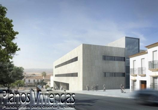 UNIA Arquitectos - Ganador en el Concurso para la construcción del futuro Centro de Recursos, Aprendizaje e Investigación en el Medio Rural (CREAR) (11)