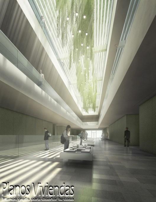 UNIA Arquitectos - Ganador en el Concurso para la construcción del futuro Centro de Recursos, Aprendizaje e Investigación en el Medio Rural (CREAR) (8)