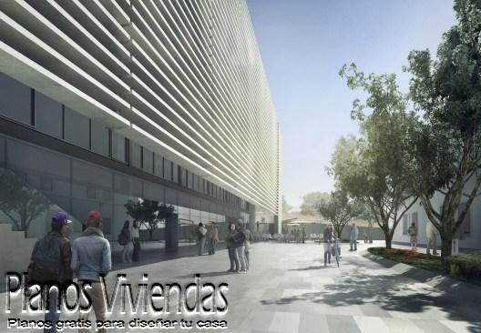 UNIA Arquitectos - Ganador en el Concurso para la construcción del futuro Centro de Recursos, Aprendizaje e Investigación en el Medio Rural (CREAR) (9)