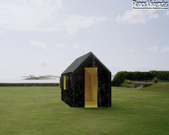 Casa camaleón por White arquitectos en Suecia (2)