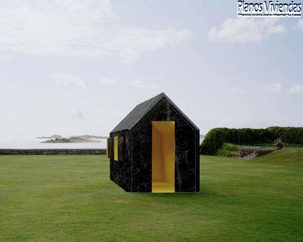 Casa camaleón por White arquitectos en Suecia (1)