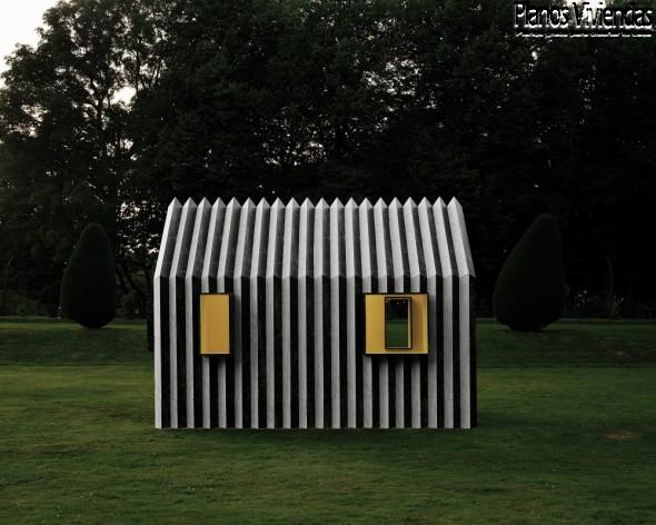Casa camaleón por White arquitectos en Suecia (6)