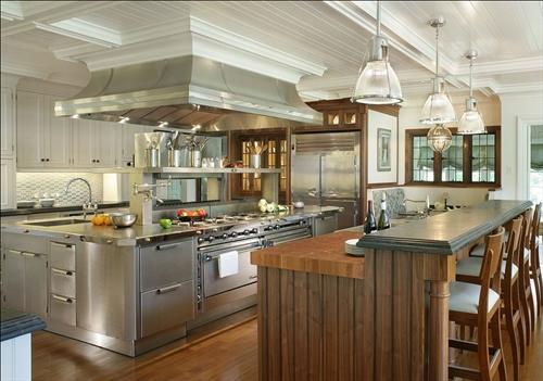 Tendencias 2014 en modelos de cocinas (4)