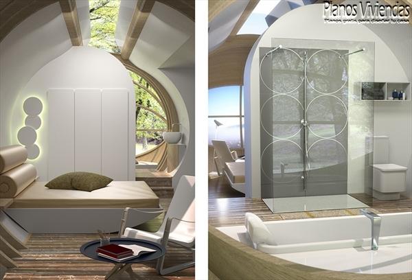 DROP XL de In-tenta es una casa autosostenible que promete mejorar el ecoturismo (3)