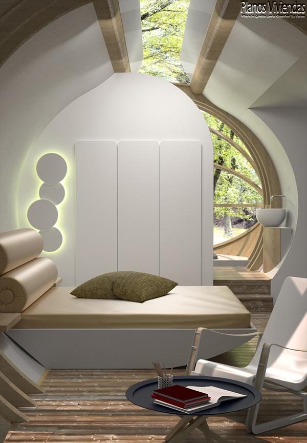 DROP XL de In-tenta es una casa autosostenible que promete mejorar el ecoturismo (5)