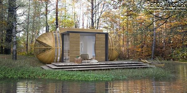 DROP XL de In-tenta es una casa autosostenible que promete mejorar el ecoturismo (6)