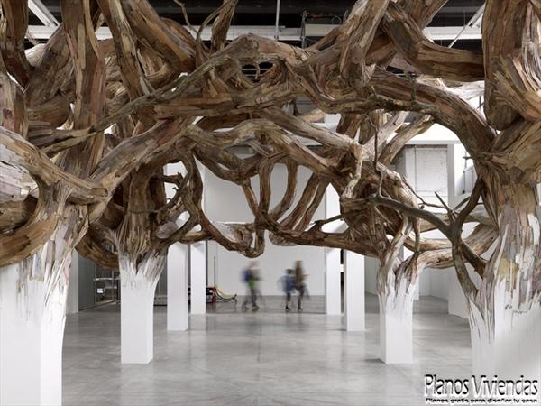Grandiosa combinación de naturaleza y arquitectura (4)