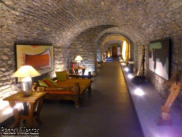 Monasterio hecho de piedra dimensiones precisas desde hace mas de tres siglos (6)