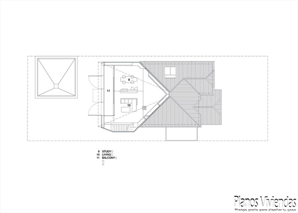 Planos de la Casa 31_4 Room House (3)