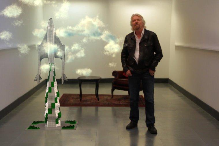La perspectiva ecológica de Richard Branson ante el futuro