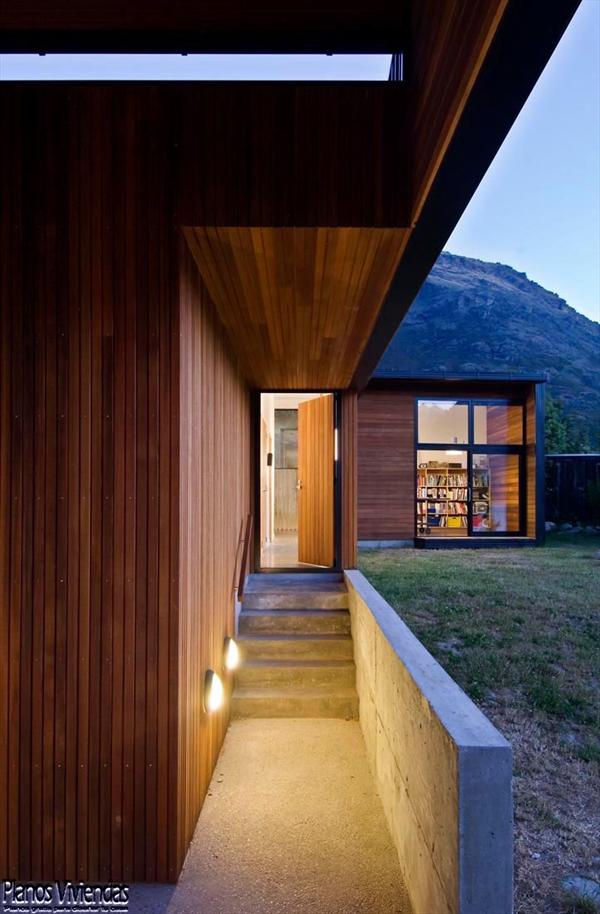Bellos paisajes y modernidad en casa construida por los mismos habitantes (9)