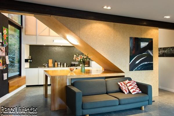 Bellos paisajes y modernidad en casa construida por los mismos habitantes (8)