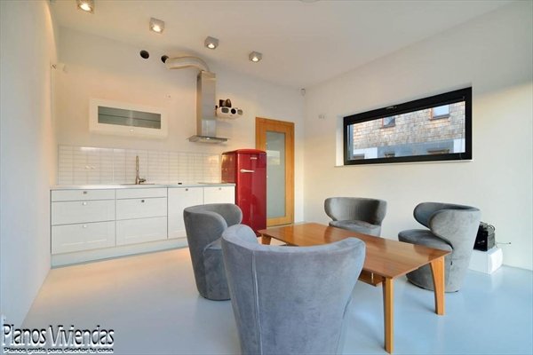 La casa Domo-Dom de Lemanski arquitectos un inolvidable y curioso diseño (10)