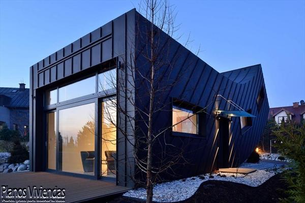 La casa Domo-Dom de Lemanski arquitectos un inolvidable y curioso diseño (6)
