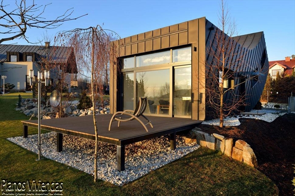 La casa Domo-Dom de Lemanski arquitectos un inolvidable y curioso diseño (7)