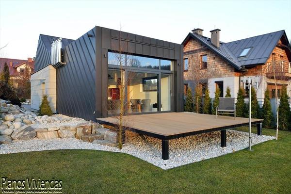 La casa Domo-Dom de Lemanski arquitectos un inolvidable y curioso diseño (9)