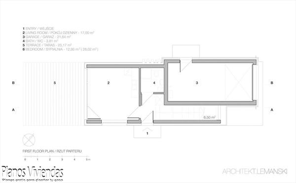 La casa Domo-Dom de Lemanski arquitectos un inolvidable y curioso diseño (16)