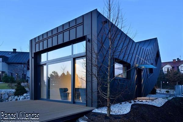 La casa Domo-Dom de Lemanski arquitectos un inolvidable y curioso diseño (5)