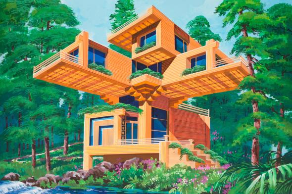 Comisiones para la Utopía - La exposición que muestra los mas recientes modelos de casas coreanas