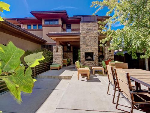 Mansion de entretenimiento en Denver Colorado