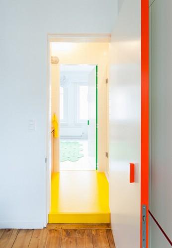 Rediseño ingenioso de habitaciones y restaurauración completa de apartamento  (10)