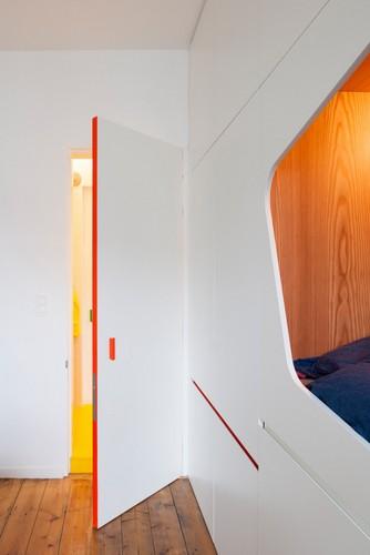 Rediseño ingenioso de habitaciones y restaurauración completa de apartamento  (11)