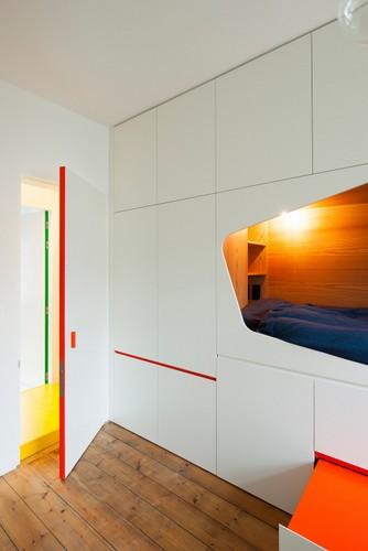 Rediseño ingenioso de habitaciones y restaurauración completa de apartamento  (15)